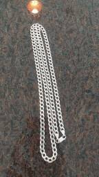 Corent de prata 70 centímetros 210 zap