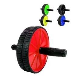 Roda Abdominal Rolo De Exercicios Lombar Abwheel
