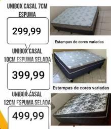 cama box de promocao ###