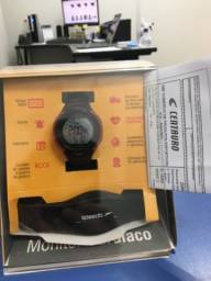 Relógio medidor cardíaco Spedo