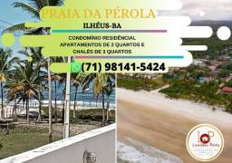 Praia da Pérola - Beira mar - Ilhéus-BA ( 60X Sem Juros) Belíssimo