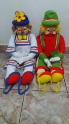 Vendo boneco do Patati Patatá $160 os dois