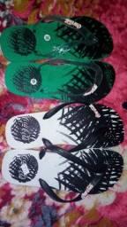 Sandálias havaianas 15$