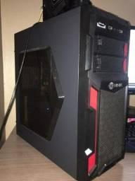 PC Gamer full custo benefício + Monitor LG 23mp55HQ