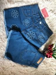 Short jeans aparti de R$ 28,00