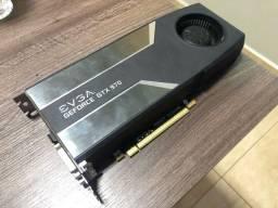 Placa de vídeo Evga Geforce Gtx 970 4GB