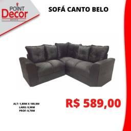vendo este sof[a canto belo