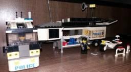 Lego City - Carreta da Polícia - Raridade