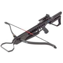 Besta Balestra Crossbow Recurva Man Kung 175 Lbs Mk-xb21-bk (Produto e mostruário com NF)