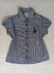 Blusa de algodão tamanho: G