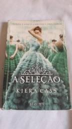 Livro A seleção - Kiera Cass