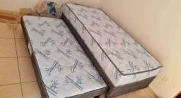 camo box com auxiliar 7 cm de espuma entrega rapida *