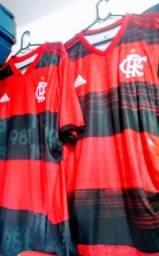 Camisa Original Equipe Do Flamengo