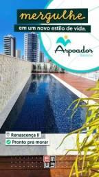 Título do anúncio: P/M : Arpoador apartamentos pronto pra morar ao lado da AABB.