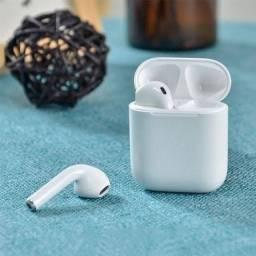 Fone de ouvido Bluetooth sem fio Airpods