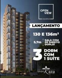 Título do anúncio: Open View- No Jardim Aquárius - Requinte e Sofisticação - 2 e 3 Dorms. 130 a 136 M²