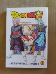 Mangá Dragon Ball Super - 04