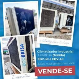 Vende-se 1 Climatizador Industrial