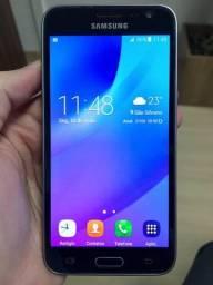 Samsung Galaxy J3 - Preto - Super novo