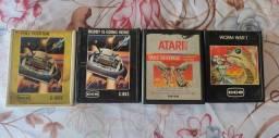 Fitas Atari