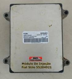 Módulo De Injeção Fiat Stilo 55204921