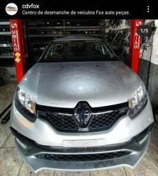Renault Sandero R.S 2.0 2017 150cv -  - Retirada de peças-Desmanche-Sucata