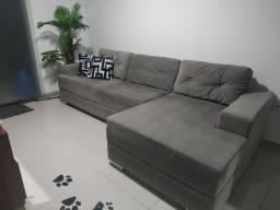 Sofá semi novo, super conservado