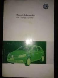 Manual do gol, saveiro e Voyage G5 (Entrego)