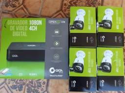 Câmeras Giga Sony Orion 1399,00 Instalado