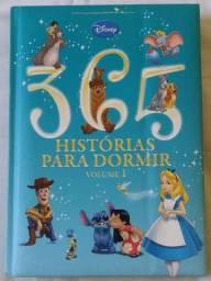 Livro 365 histórias da Disney