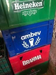Título do anúncio: Engradados de cerveja 600ml padrão AmBev