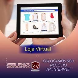 Criação de Loja Virtual - Agência StudioX2