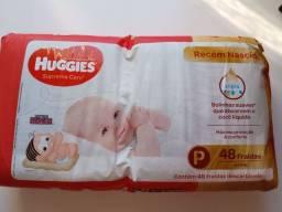 Fralda Huggies Supreme Care Tam P 48 unidades