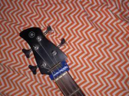 Baixo Yamaha 4 cordas