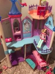 Castelo da Barbie usado