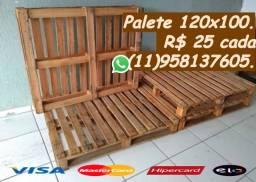 Palete 120x109 frete grátis