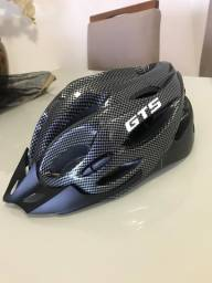 Capacete Ciclismo Gts Out Mould Carbono