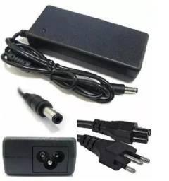 Fonte Carregador Para Notebook Asus X550l 19v 3,42a 65w Plug Padrão P8