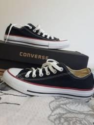 Tênis Converse All Star - Preto