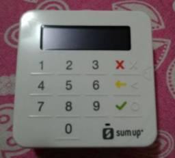 Máquina de cartão Sumup nova
