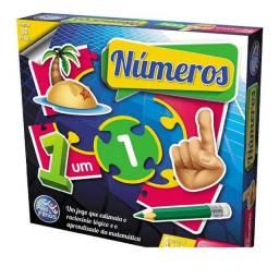 Jogo números pais e filhos