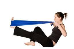 Elástico exercício pilates 1,5m
