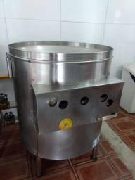Fritador e cilindro