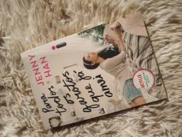 Livro para todos garotos que ja amei