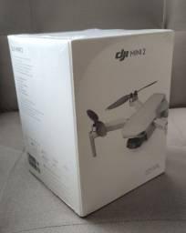 Mini drone DJI Mavic Mini 2 FCC Single com câmera 4K light gray Bagé