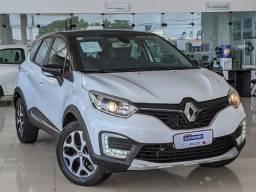 Renault Captur 1.6 16V Sce Flex Intense X-Tronic Branco 2019