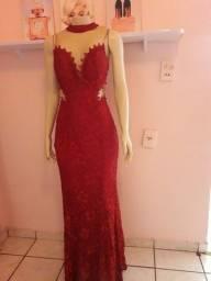 Lindo vestido sereia Baile Formatura
