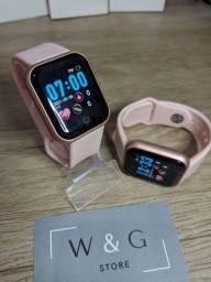 smartwatch Y68 atualizado