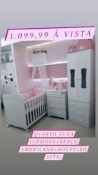 Quartinhos de Bebê MDF Promoção!