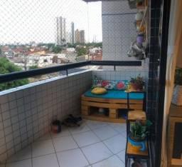 Título do anúncio: HR = Edf. Bosque Tacaruna | Ótimo apartamento em Campo Grande com 2 vagas de garagem